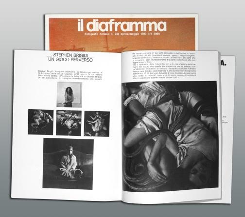 Il Diaframma 1 spread