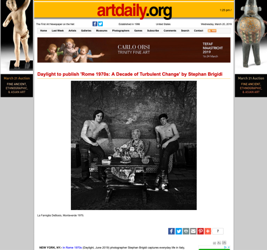 artdailyREVIEW