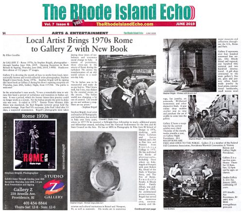 The Rhode Island Echo