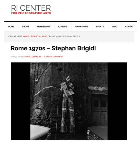 RI Center for Photographic Arts
